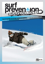 Le guide surf prévention snowboard